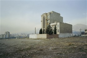 Contemporary Landscapes Of Tehran 2014-15